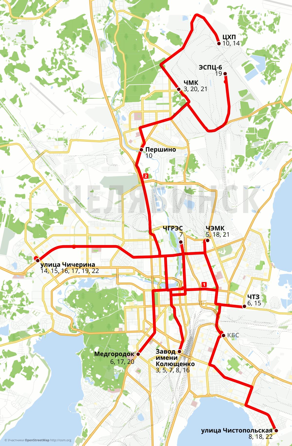 схема маршруток тольятти колхозный рынок автозаводский