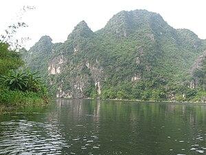 Ninh Bình - Image: Trang An 04 sau Den Trinh
