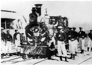 Tren Arequipa