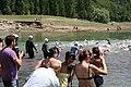 Triathlon - Lago del Salto 2013 (9376983907).jpg