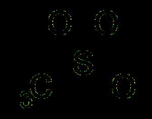 Triflate - Triflate anion