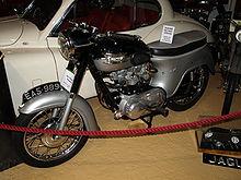 Triumph Thunderbird Wikipedia