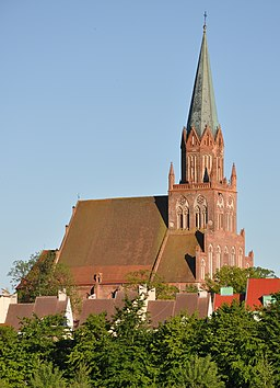 Trzebiatow St. Mary's Maternity Church 2010-06