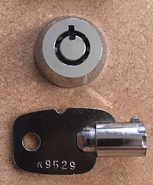 Tubular Pin Tumbler Lock Wikipedia