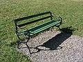 Tullgarns slott garden bench.jpg
