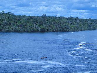 Alto Rio Negro Indigenous Territory - Fishing near Tunuí do Içana
