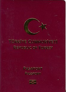 Visa Requirements For Turkish Citizens Wikipedia