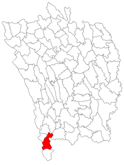 Location of Tutova