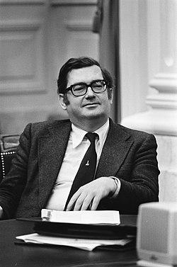 Tweede Kamer debat, minister Gruyters, Bestanddeelnr 927-8015.jpg