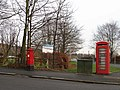 Two Boxes in Denton Road, Ilkley- geograph.org.uk - 1133347.jpg