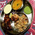 Typical Marwari Dish - Daal Baati.jpg