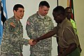 U.S. Army Africa NCOs mentor staff operations in Botswana - March 2010 (4462504136).jpg