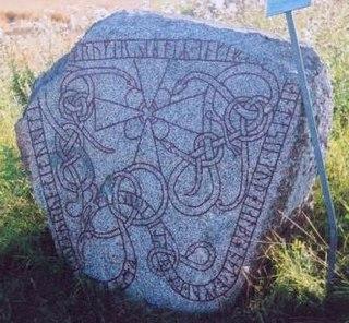 Viking Age runecarver