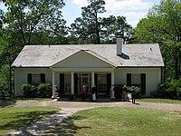 USA-Georgia-Warm Springs-Roosevelt's Little White House.JPG