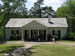 USA-Georgia-Warm Springs-Roosevelt's Little White House.JPG