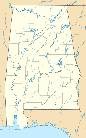 KMXF is located in Alabama