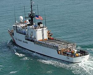 USCGC Thetis WMEC910