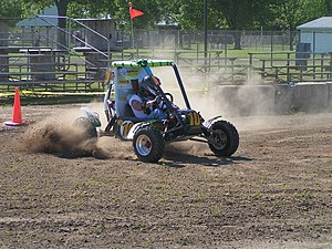 Baja SAE -  Mini Baja race from the 2004 Mid-West Competition