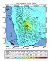 USGS Shakemap - 1982 North Yemen earthquake.jpg