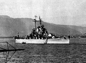 USS Albany (CA-123) anchored off Cannes 1954.jpg