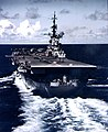 USS Philippine Sea (CV-47) stern view 1955.jpg