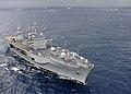 US Navy 091117-N-1062H-130 USS Blue Ridge (LCC 19) transits the Pacific Ocean.jpg