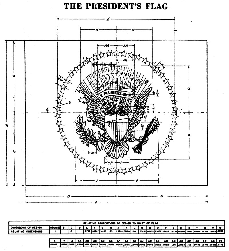 US Presidents Flag 1960 specification.jpg
