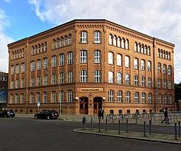 Mierendorffstraße in Berlin