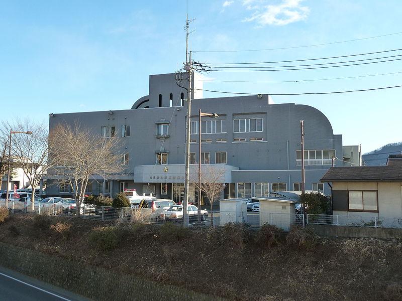 File:Uenohara police station.JPG