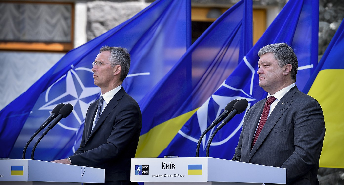 Ukraine – NATO Commission chaired by Petro Poroshenko (2017-07-10) 41.jpg