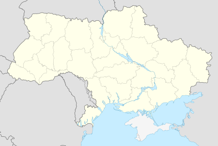 Khmelnytsky Uprising is located in Ukraine