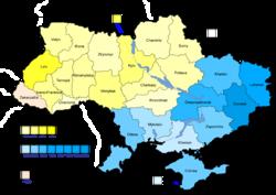 Highest Vote per region