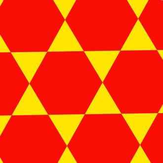 Quasiregular polyhedron - Image: Uniform polyhedron 63 t 1