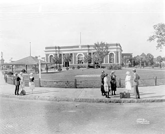 Tampa Union Station - Union Station in 1922