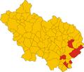 Unione dei comuni delle Mainarde-mappa comuni.png