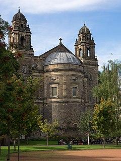 St Cuthberts Church, Edinburgh Church in Edinburgh, Scotland