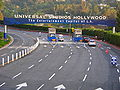 Universal Studios Hollywood parking entrance 1.JPG