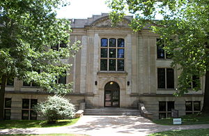 University of Arkansas College of Engineering - Image: University of Arkansas Hall of Engineering