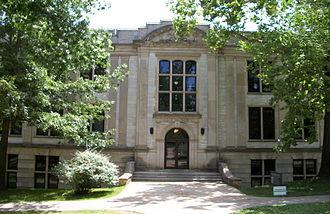 University of Arkansas College of Engineering - Image: University of Arkansas Hall of Engineering
