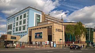 University of Bradford - Richmond Building, University of Bradford
