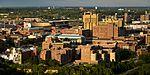 University of Minnesota East Bank from Riverside Plaza 2014-08-26 - 1.jpg