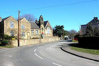 Unstone Human settlement in England