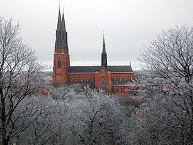 image illustrative de l'article Cathédrale d'Uppsala