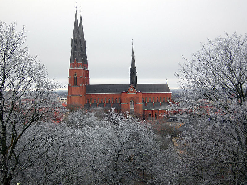 File:Uppsala Cathedral.JPG