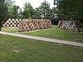Urns, Alsovaros Cemetery, 2016 Szekszard.jpg