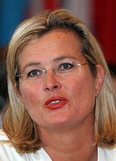 Ursula Plassnik Austrian politician