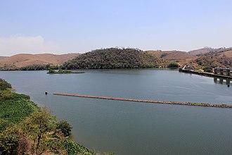 Carmo, Rio de Janeiro - Ilha dos Pombos hydropower plant