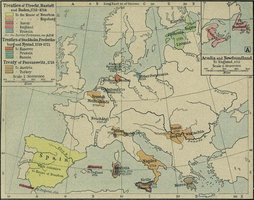 Utrecht Treaty