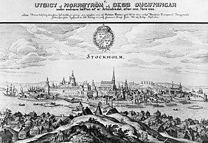 1560 in Sweden - Stockholm, 1555-1565