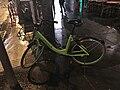 Vélo Gobee Bike boulevard St Denis Paris 2.jpg